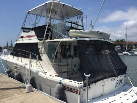 1986 Mariner 38 Flybridge