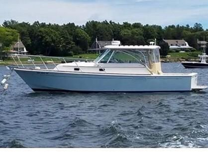 2006 Hunt Yachts Surfhunter 33