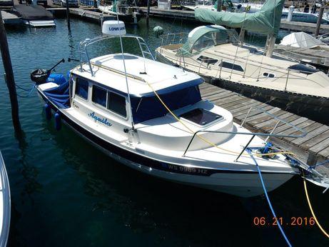 2014 C-Dory 22 Cruiser