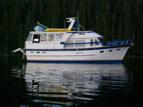 1983 Defever Offshore Cruiser