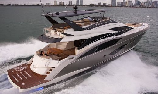 2016 Marquis 630 Sport Yacht