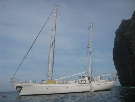 1968 Palmer Johnson Auxiliary Ketch