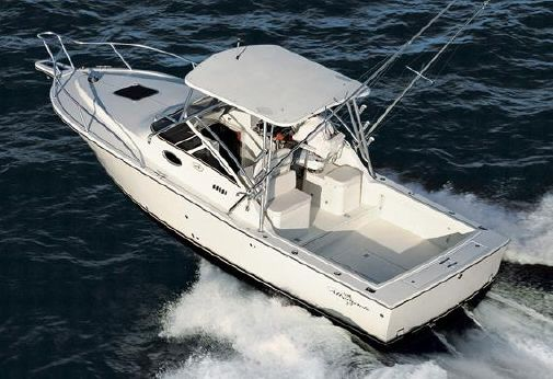 2014 Albemarle 280 Express Fisherman