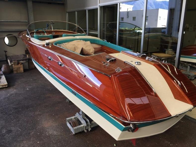 1983 riva aquarama special power boat for sale www for Motoscafo riva aquarama