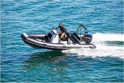 2016 Brig Inflatables Navigator 520