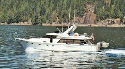 1991 Ocean Alexander 520 Raised Pilothouse