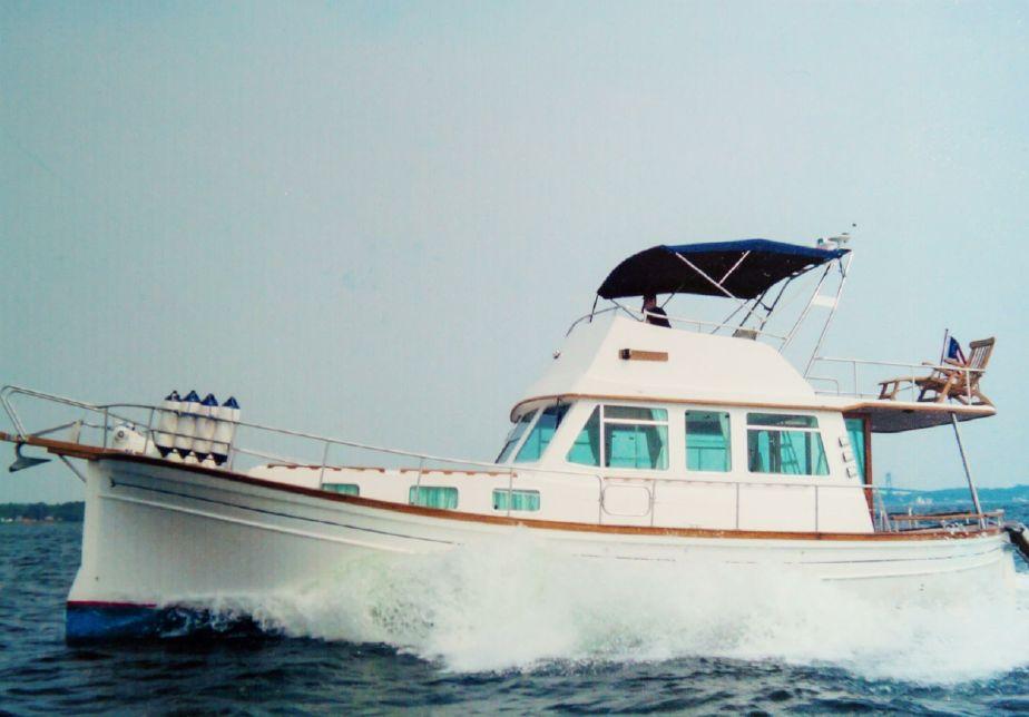 2005Majorca Flybridge Trawler