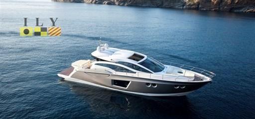 2015 Sessa Marine C54 SPORT COUPE'