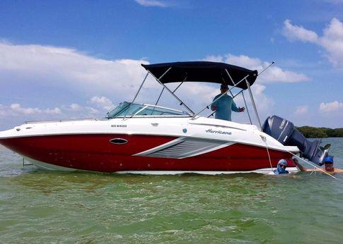 2016 Hurricane Deckboat SD 2400