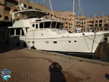 2013 Selene 54 Ocean Trawler
