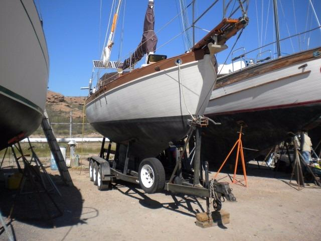 27' Pacific Seacraft Orion+Photo 3