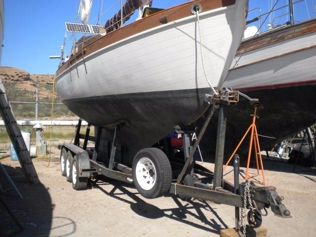 27' Pacific Seacraft Orion+Photo 1