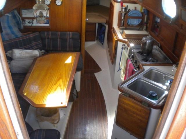 27' Pacific Seacraft Orion+Photo 8