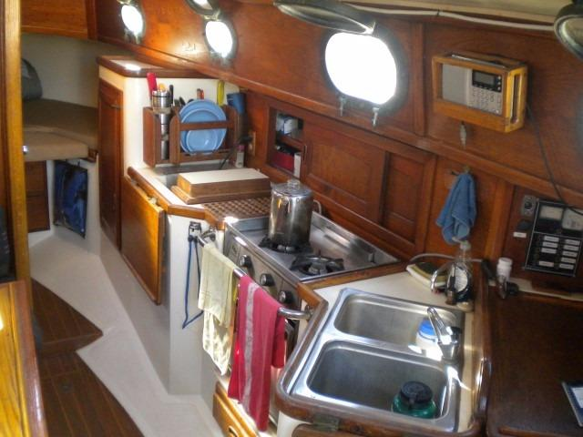 27' Pacific Seacraft Orion+Photo 15