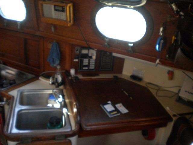 27' Pacific Seacraft Orion+Photo 12