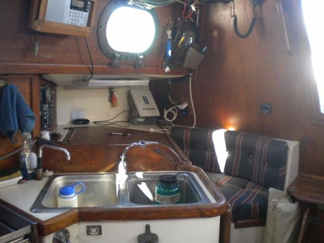 27' Pacific Seacraft Orion+Photo 13