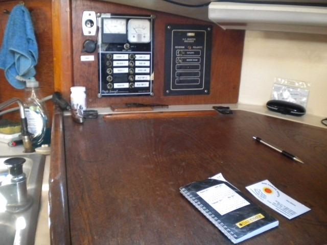 27' Pacific Seacraft Orion+Photo 29