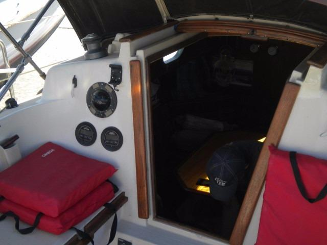 27' Pacific Seacraft Orion+Photo 31