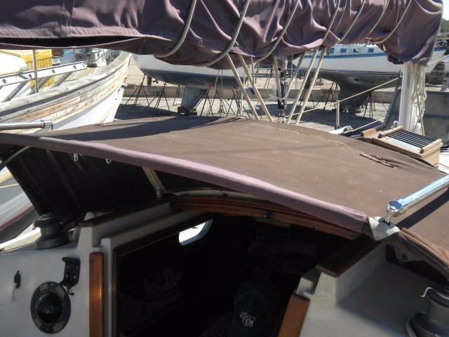 27' Pacific Seacraft Orion+Photo 33