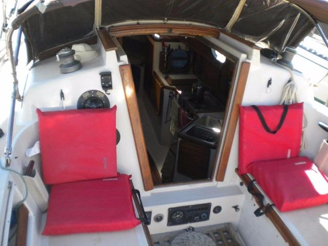 27' Pacific Seacraft Orion+