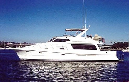 2002 Mckinna Pilothouse