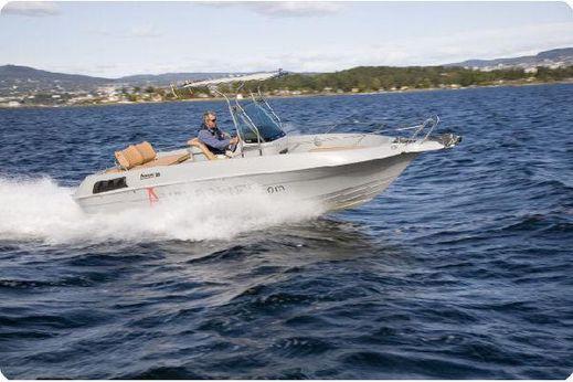 2010 Nordic Ocean Craft 22 CC