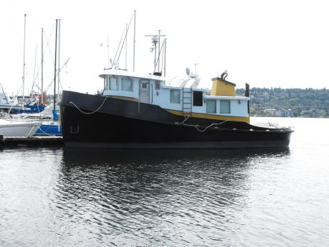 1989 Tugboat Steel LRC