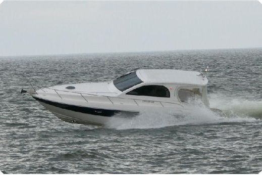 2010 Nordic Ocean Craft 38 Hard Top