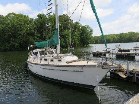 1980 Mariner Pilothouse Sloop