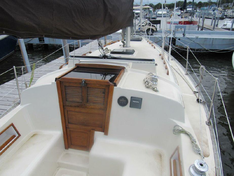 1980 Irwin 30 Citation Sail Boat For Sale - www yachtworld com