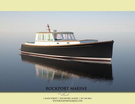 2016 Rockport Marine RM 44