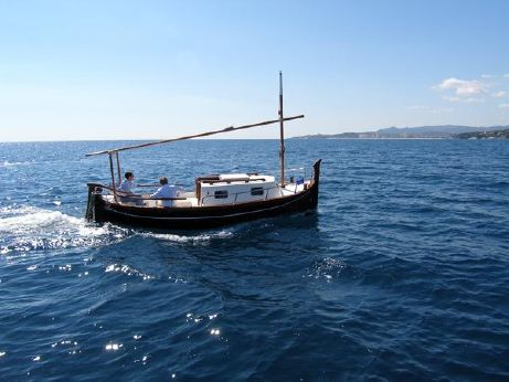 2008 Menorquin LLaüt 31 cabinado