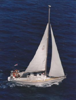 1992 Dehler 39 CWS TOP