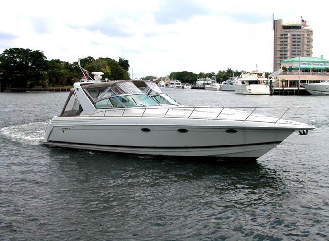 41 ft 2000 formula performance cruiser