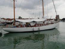 1957 Cantieri Navali Di Pisa Ketch 20,15