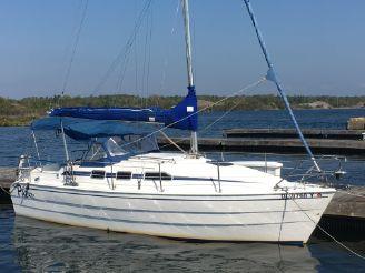 2004 Sailboat Odin 820