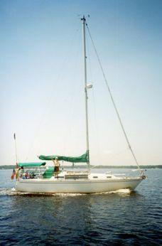1983 Pearson 34