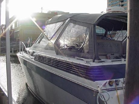 1988 Chris-Craft 412 Amerosport