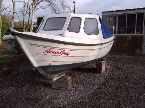 1998 Orkney Boats 520