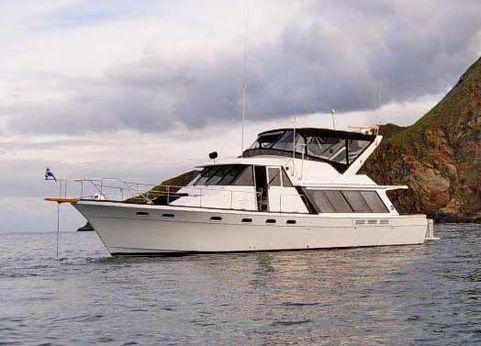 1992 Bayliner 4588
