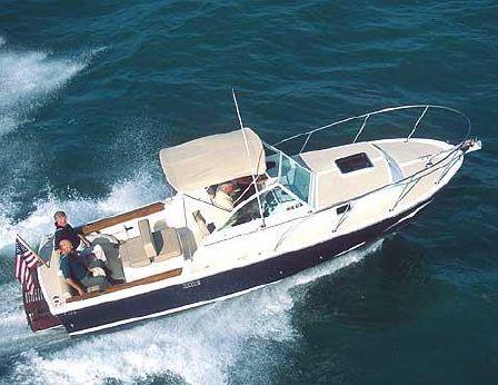 2007 Hunt Yachts Surfhunter 25