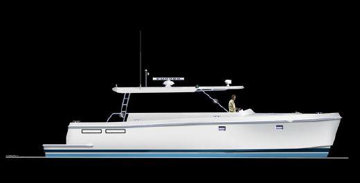 2017 Cooper Marine CARIBBEAN 46