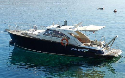 2006 Sailor 34 Cabin Cruiser