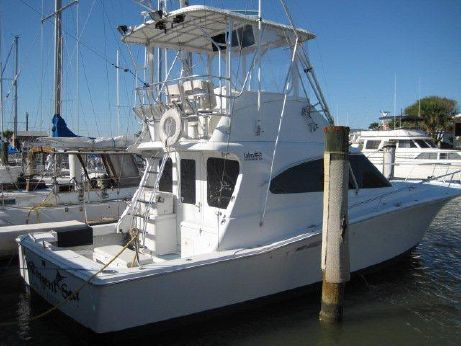1998 Luhrs 380 Convertible