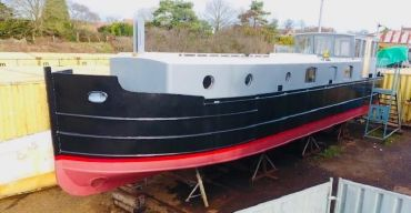 2019 Barge Berkeley Barge