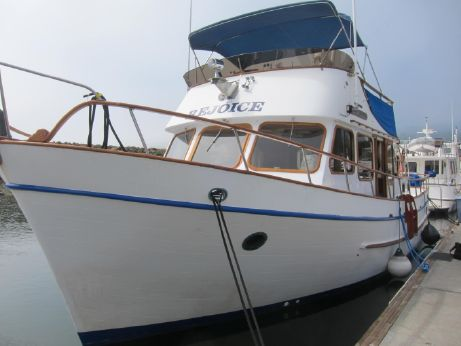 1980 Davis Defever 42ft Tri-Cabin