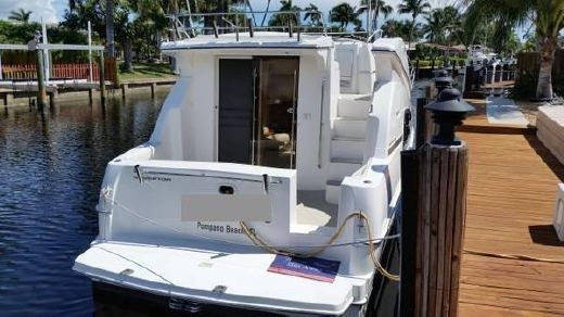 2000 Silverton 330 Sport Bridge