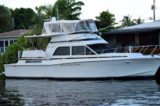 1986 Chris Craft 480 Corinthian