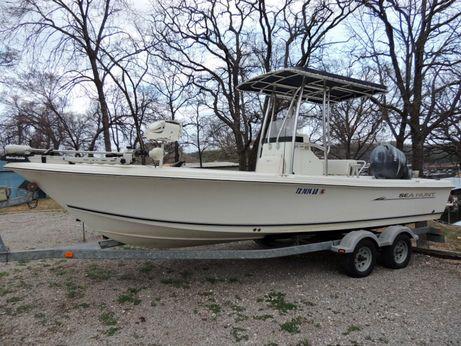 2008 Sea Hunt BX 22 T