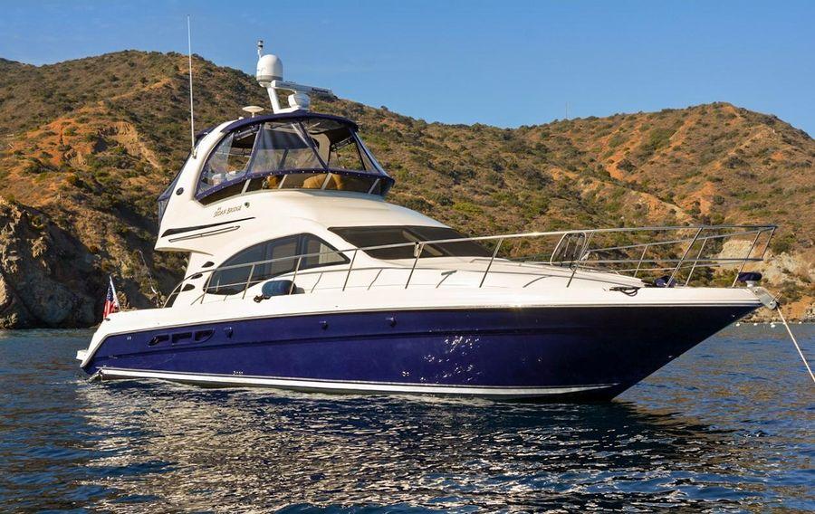 Sea Ray 44 Sedan Bridge Yacht for sale